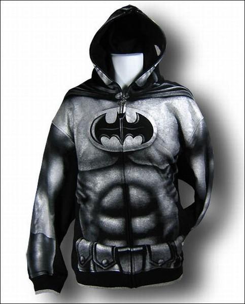 Суровая Бэтмен-куртка (3 фото)