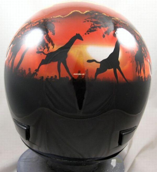 Шлемы для суровых мотоциклистов (44 фото)