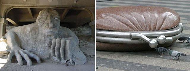 Памятники (52 фото)