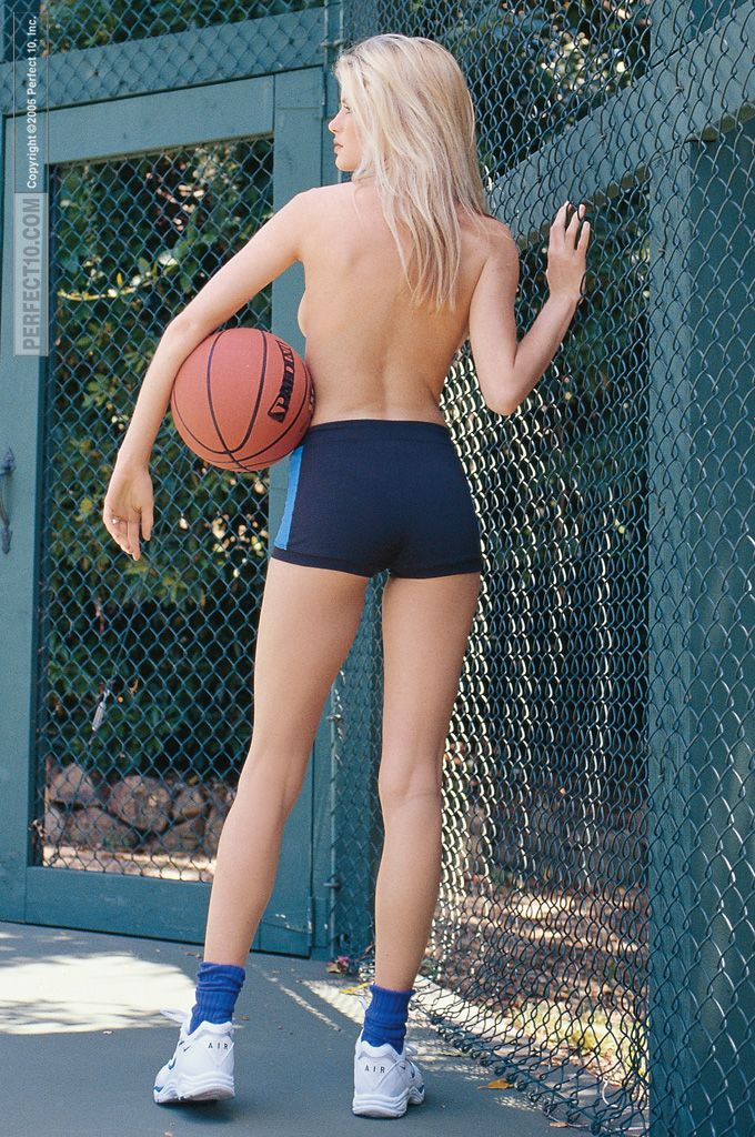 Баскетболистка Мариса Миллер (16 фото)