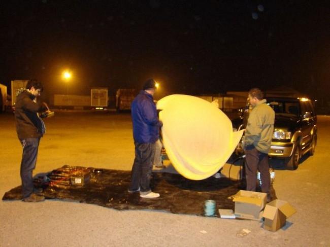 Снимки с воздушного шара (41 фото)