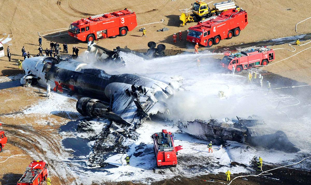 Аварии и катастрофы в картинках