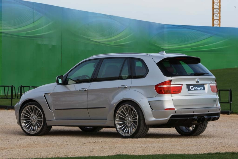 BMW X5 G-Power Typhoon (10 фото)