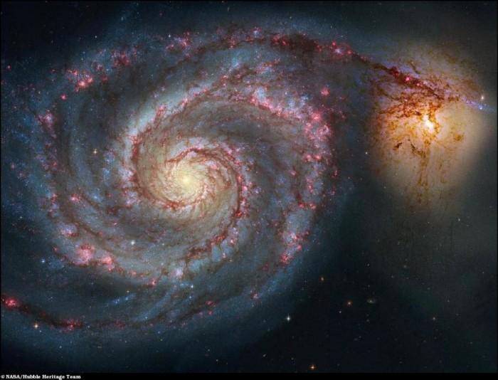 Лучшие космические фотографии месяца (45 фотографий), photo:7