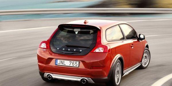Обновлённый Volvo C30 (4 фото)