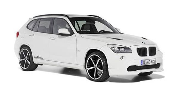 Тюнинг BMW X1 от AC Schnitzer (3 фото)