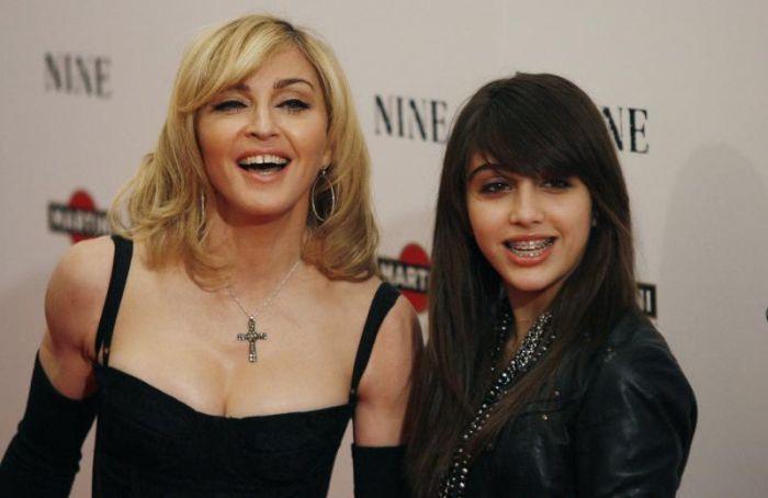 Подросшие дети знаменитостей фото
