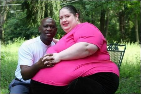 Лишний вес мешает сексу