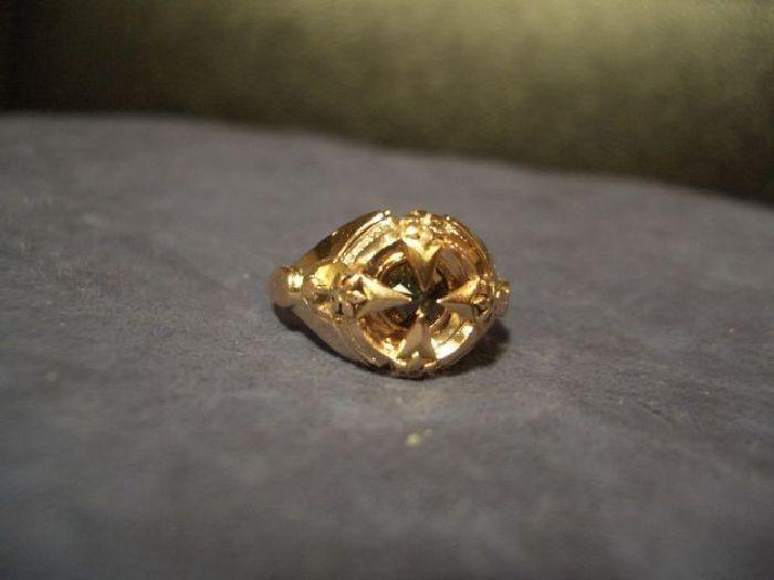 Эксклюзивное кольцо своими руками (57 фото)