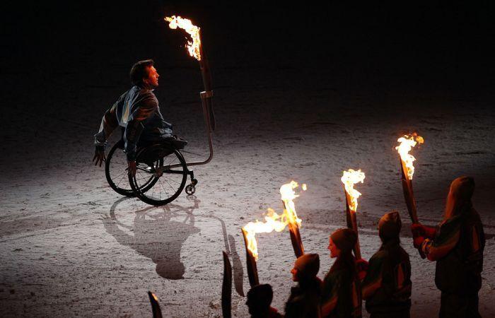 Параолимпийские игры 2010 (40 фото)