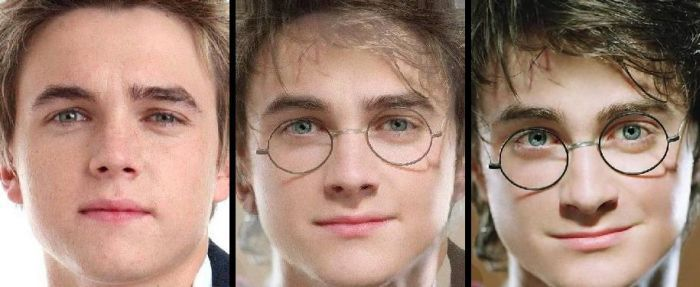 Daniel Radcliffe и Jessy McCartney