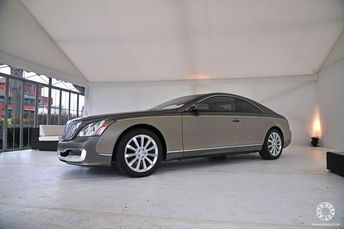 Maybach 57S Cruiserio Coupe (18 фото)