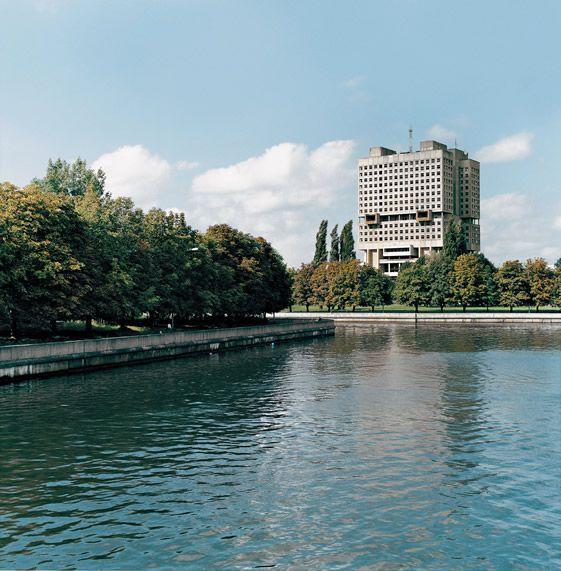 Советская архитектура (12 фото)