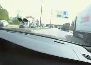 Питерский КАД и BMW M5