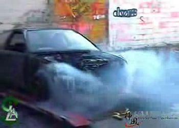 Honda Civic не убивается...