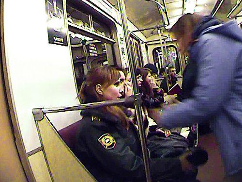 """Акция группы война """"ЛОБЗАЙ МУСОРА"""" (54 фото + видео)"""