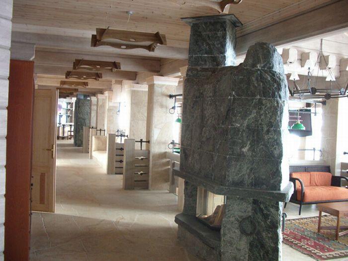 1-й этаж (левая сторона)