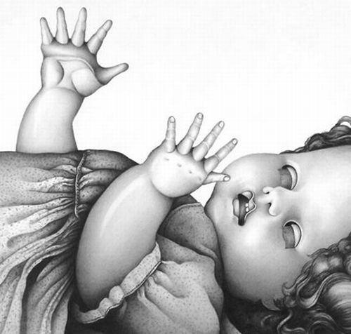 Красивые рисунки карандашом (75 фото)