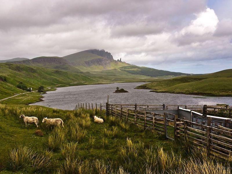 12. Северо-запад Шотландии. (Troy Joiner)