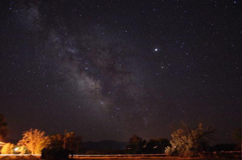 Такое разное небо (3 фото)