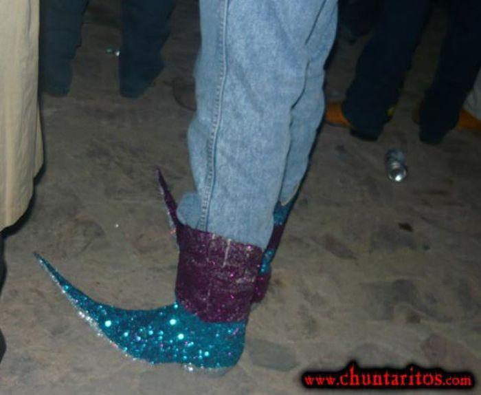 Стильная обувь (22 фото)