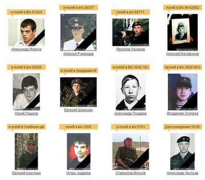 Одноклассники. Меня убили в армии...(8 фото + текст)