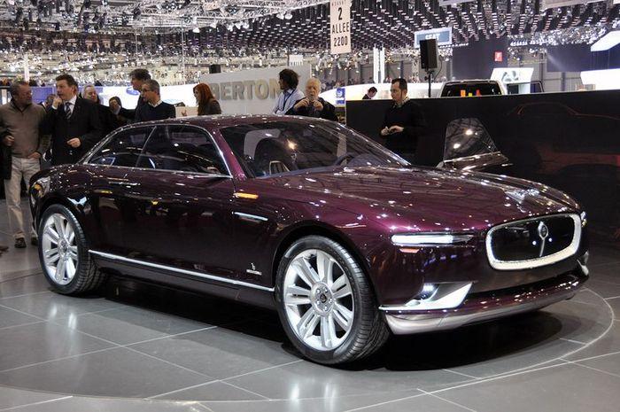 Bertone B99 Concept и B99 GT Concept от Jaguar (49 фото+видео)