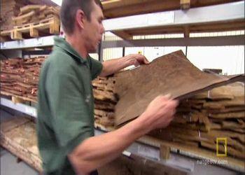 Производство деревянных панелей для Bentley