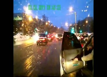 Странная ситуация на дороге