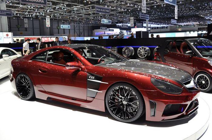 Carlsson показали C25 Royale Super GT (27 фото)