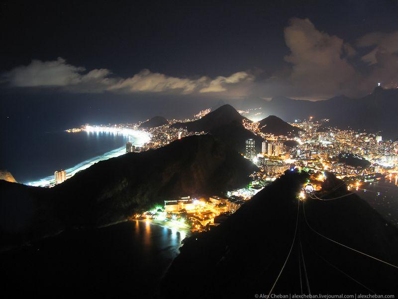 5. Ночной Рио.