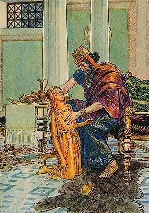 17. Царь Мидас