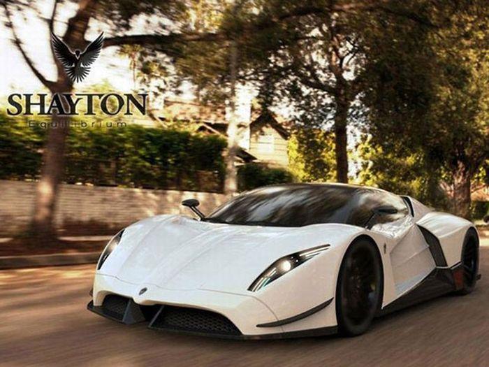 Серьезный конкурент для Bugatti - Shayton Equilibrium (11 фото)