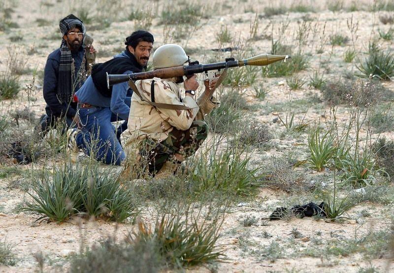 Ливийская заварушка (107 фото)