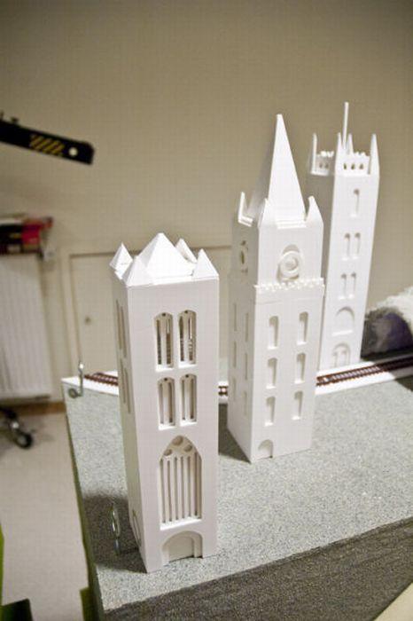 3D эмблема города Гент (78 фото)