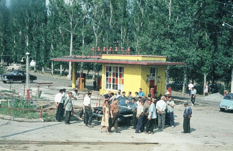 27. АЗС в Тбилиси
