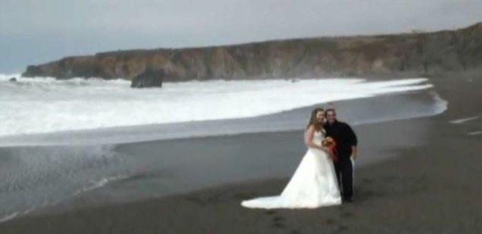 Классная свадебная фотография (6 фото)
