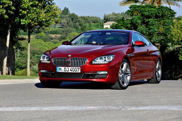 BMW 6-Series Coupe - официальная премьера (119 фото+видео)