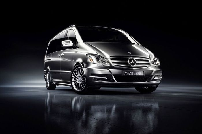 Mercedes-Benz Viano Avantgarde Edition 125 (2 фото)