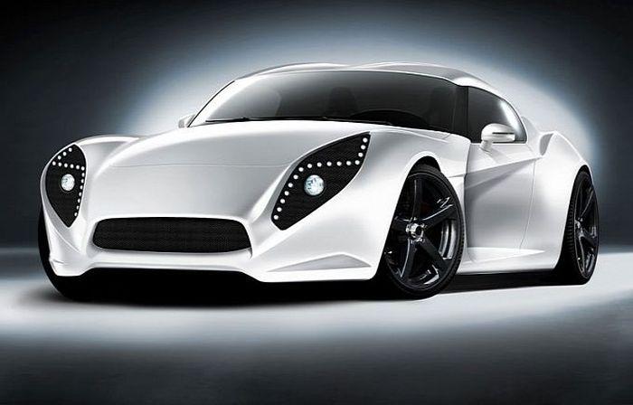 Juliani Veela от итальянской компании Juliani Automobili (3 фото)
