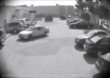Отомстил за парковку
