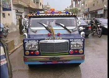 Тюнинг маршрутного такси