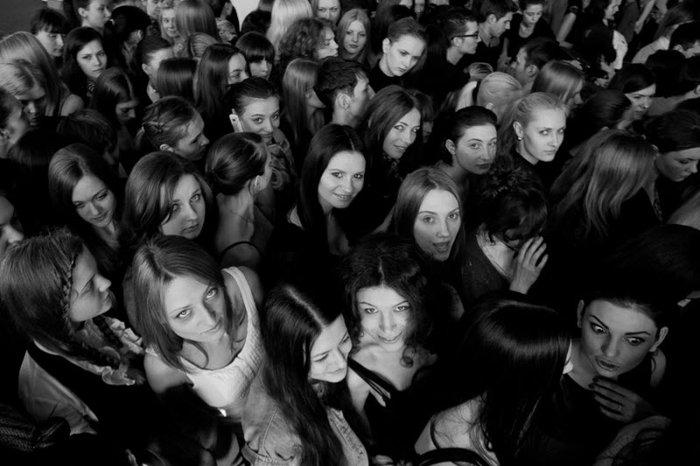 Кастинг на Belarus Fashion Week - Беларускую неделю моды в Минске (40 фото)
