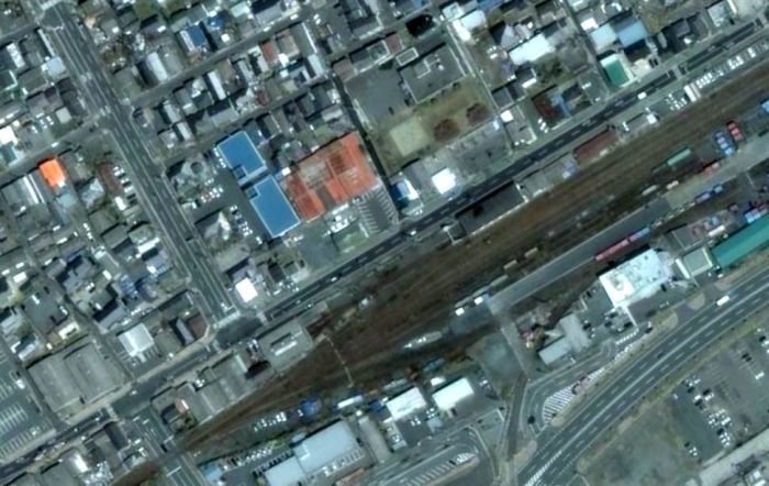 Япония до и после стихии (42 фото)