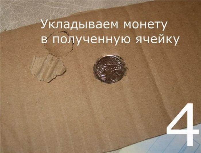 Как пересылать монеты по почте. Фото-инструкция (11 фото)
