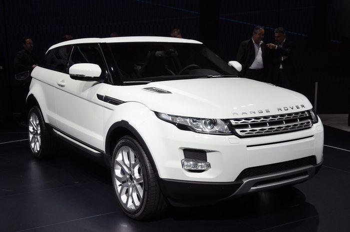 Российские цены на Range Rover Evoque (24 фото)