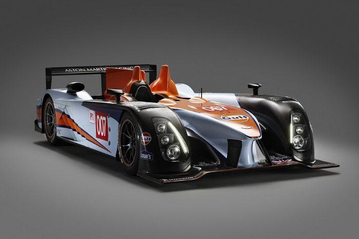 Aston Martin Racing представили новинку - AMR-One (10 фото)