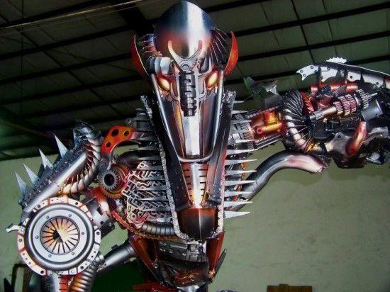 Китайские Трансформеры (15 фото)