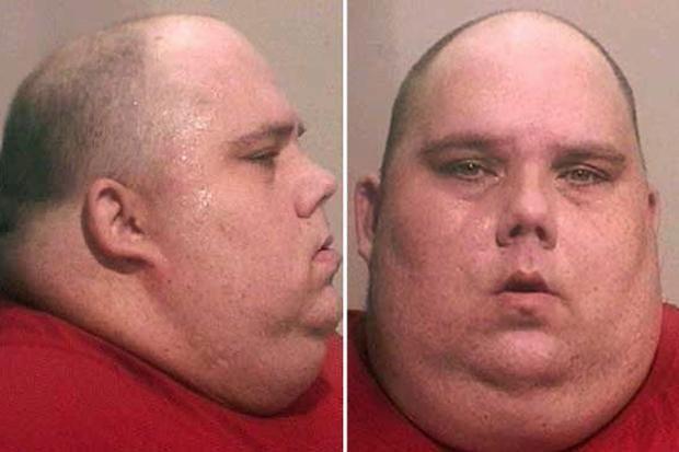 Самый толстый заключенный