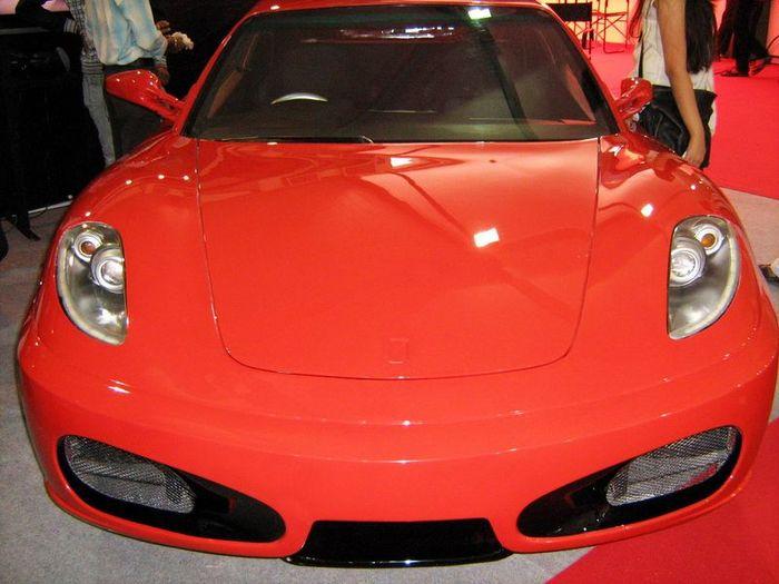 Из Toyota Corolla в Индии делают Ferrari F430 (6 фото)